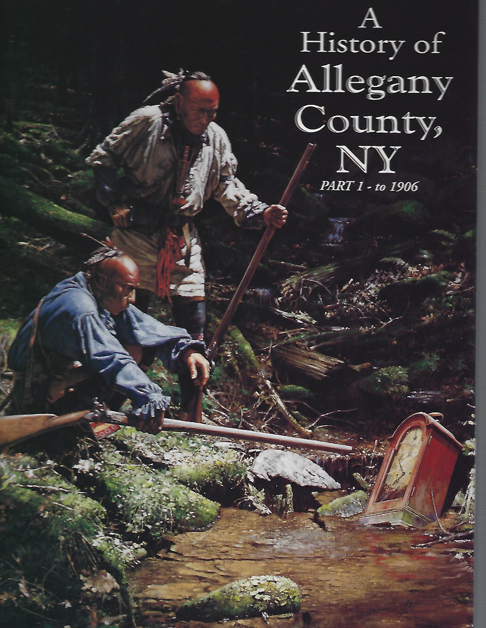 A History of Allegany County Part I