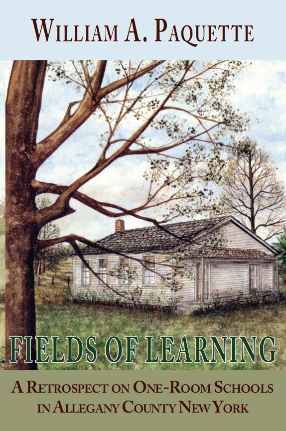 Fields Of Learning-front