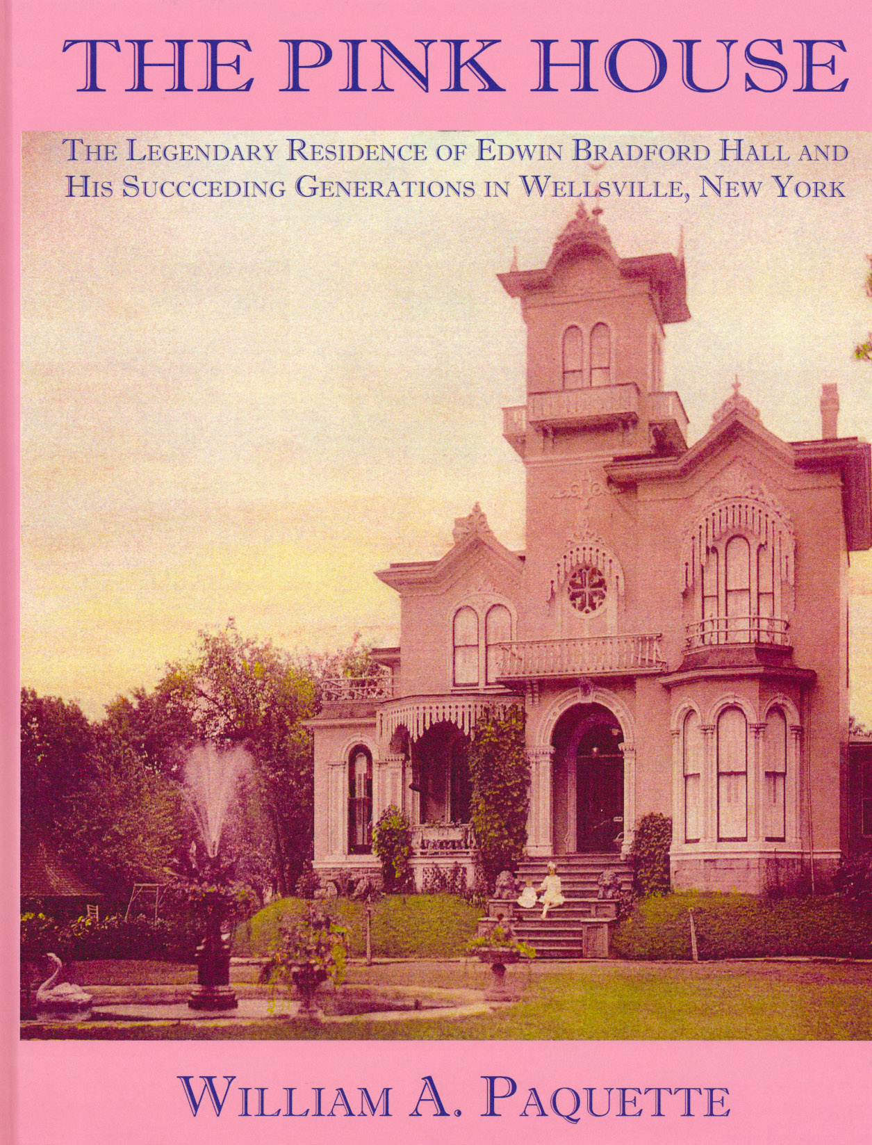 Pink House Book Cover