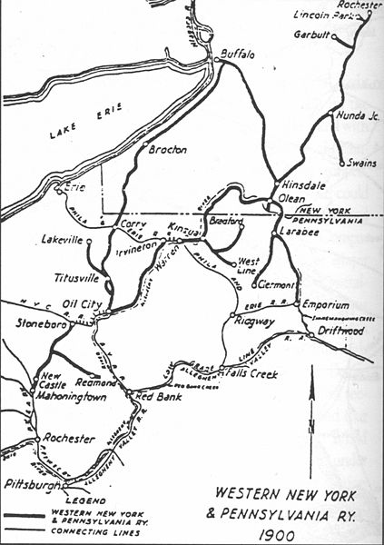 WNYPRR route map ca1900