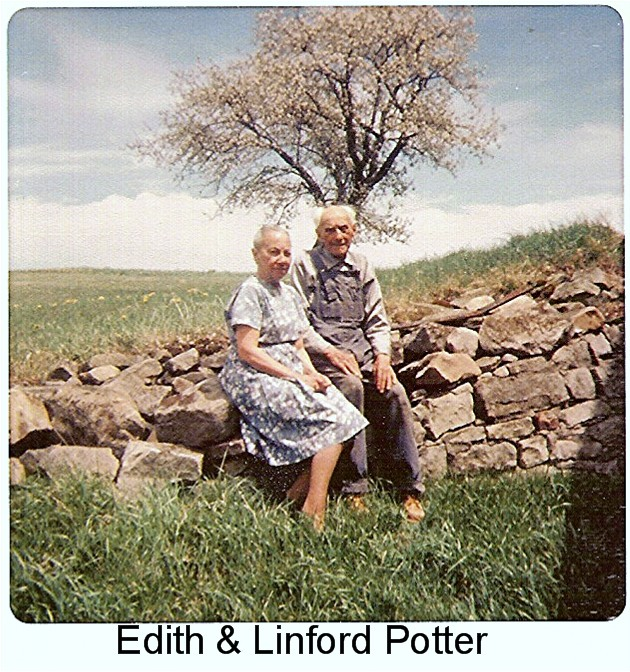 Edith and Linford Potter
