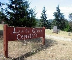 Laurel Grove Cemetery Springfield-Lane County-OR