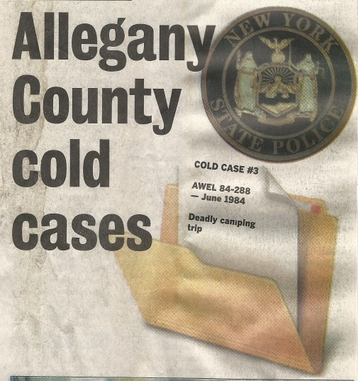 Allegany County Cold Cases Photo 1 of 2