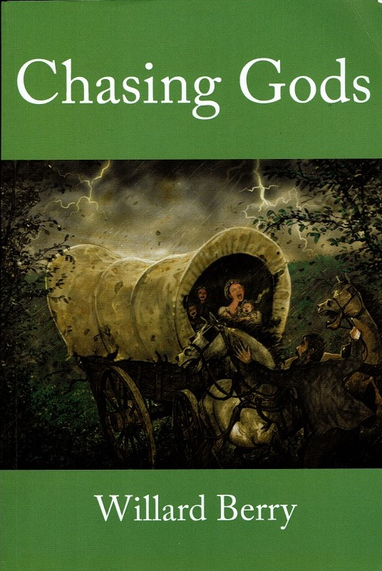 Chasing Gods Cover